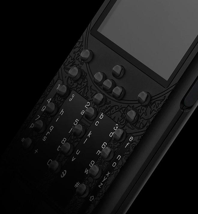 Điện thoại siêu sang cho người yêu nước Nga giá 70 triệu ảnh 9