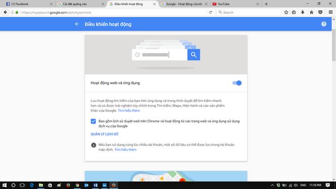 Làm thế nào để hạn chế Google theo dõi bạn? ảnh 10