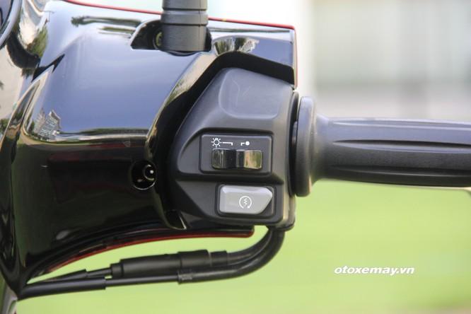 Yamaha Janus – lựa chọn mới trong phân khúc xe tay ga phổ thông ảnh 18
