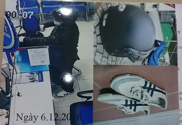 Cướp ngân hàng BIDV ở Huế: Đã tìm thấy tang vật vụ cướp ảnh 1