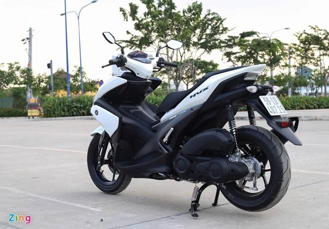 Yamaha NVX khan hàng, loạn giá ảnh 2