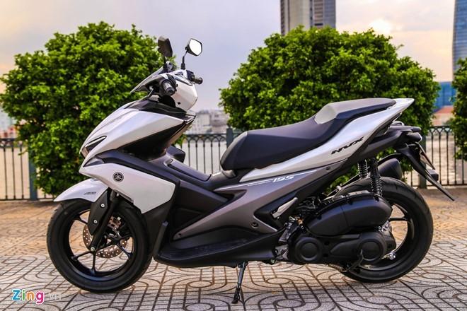 Yamaha NVX khan hàng, loạn giá ảnh 1
