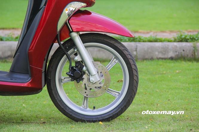 Yamaha Janus – lựa chọn mới trong phân khúc xe tay ga phổ thông ảnh 6