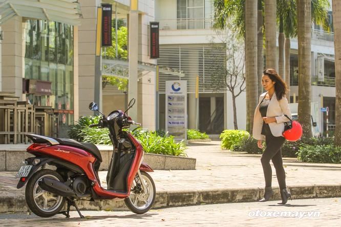 Yamaha Janus – lựa chọn mới trong phân khúc xe tay ga phổ thông ảnh 5