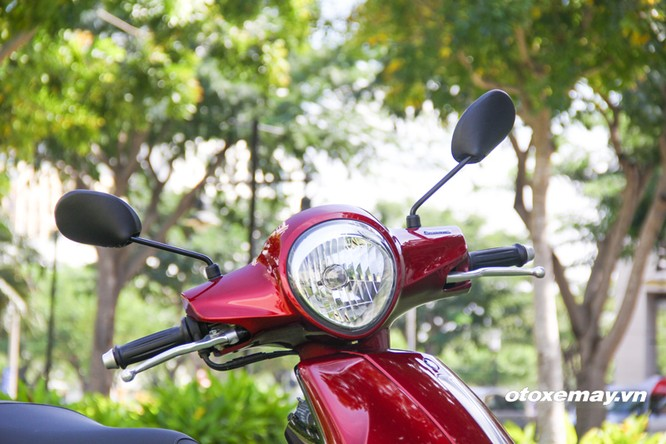 Yamaha Janus – lựa chọn mới trong phân khúc xe tay ga phổ thông ảnh 12