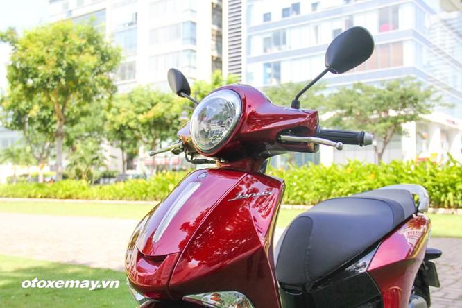 Yamaha Janus – lựa chọn mới trong phân khúc xe tay ga phổ thông ảnh 13