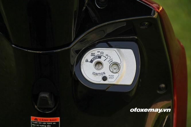Yamaha Janus – lựa chọn mới trong phân khúc xe tay ga phổ thông ảnh 16