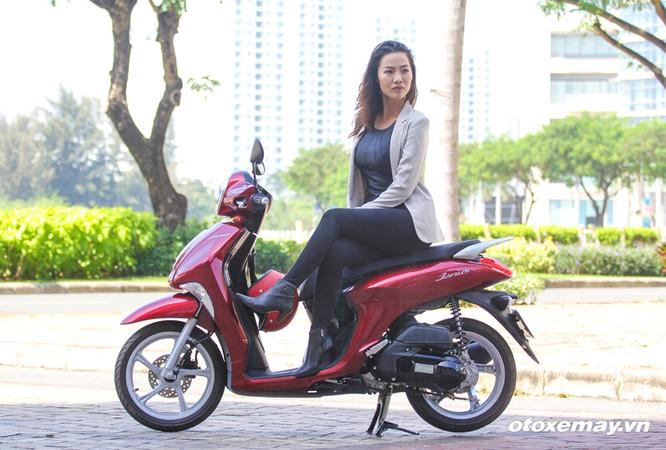 Yamaha Janus – lựa chọn mới trong phân khúc xe tay ga phổ thông ảnh 7