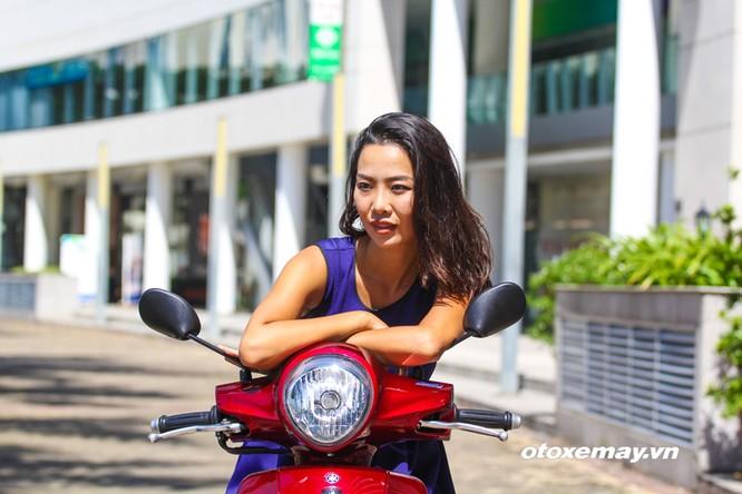 Yamaha Janus – lựa chọn mới trong phân khúc xe tay ga phổ thông ảnh 9