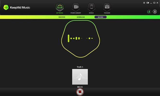 Tải và thu âm nhạc số với phần mềm KeepVid Music ảnh 8