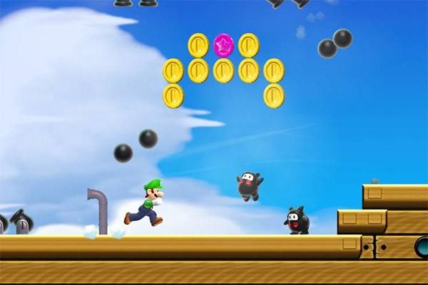"""""""Super Mario Run"""" đổ bộ iOS ảnh 1"""