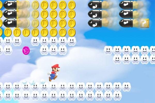 """""""Super Mario Run"""" đổ bộ iOS ảnh 2"""