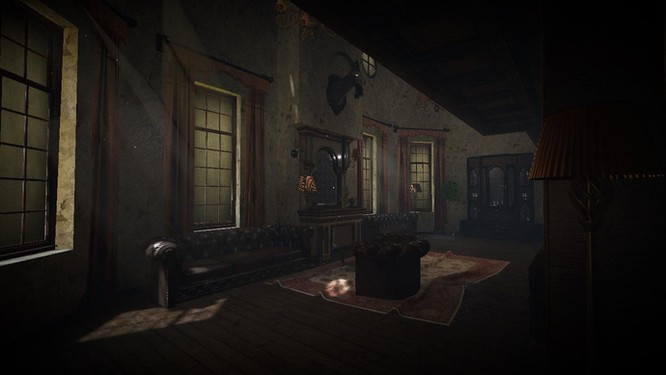 Root of Evil: The Tailor - Game kinh dị đầu tiên do Việt Nam sản xuất chính thức ra mắt ảnh 1