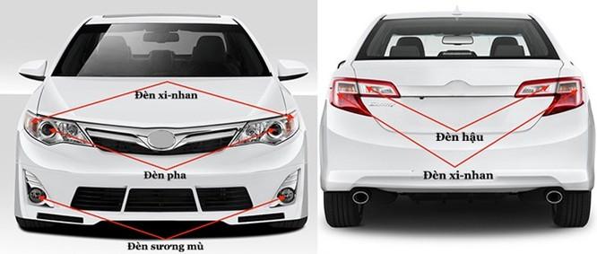 Giải mã các hệ thống an toàn trên ô tô ảnh 1
