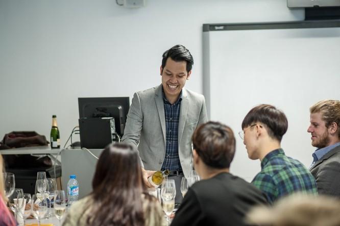 Sinh viên RMIT Việt Nam học cách xây dựng thương hiệu cá nhân trên mạng xã hội ảnh 1