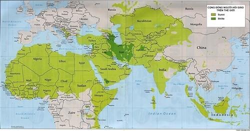 Nguồn gốc chia rẽ giữa người Hồi giáo Sunni và Shiite ảnh 1