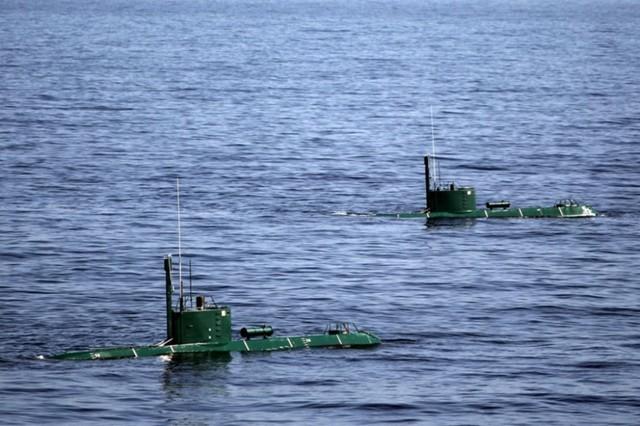 """Truy vết tàu ngầm phóng tên lửa đạn đạo mà Triều Tiên vừa """"khoe"""" ảnh 1"""