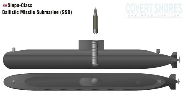 """Truy vết tàu ngầm phóng tên lửa đạn đạo mà Triều Tiên vừa """"khoe"""" ảnh 6"""