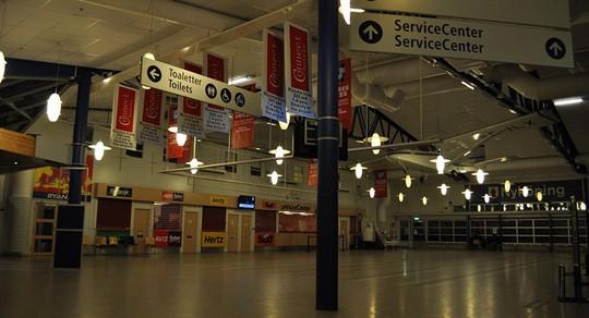 """Sân bay Thụy Điển sơ tán vì """"chất nổ dạng bột"""" ảnh 1"""