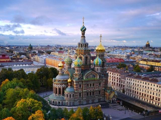 10 thành phố xinh đẹp nhất thế giới ảnh 9