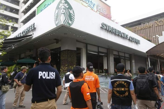 Phát ngôn chính thức của cảnh sát Indonesia về vụ khủng bố Jakarta ảnh 2