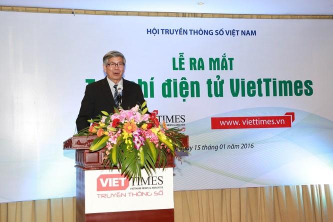 """""""VietTimes là cơ quan báo chí có hướng phát triển đầy triển vọng!"""" ảnh 4"""