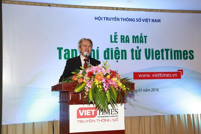 """""""VietTimes là cơ quan báo chí có hướng phát triển đầy triển vọng!"""" ảnh 5"""