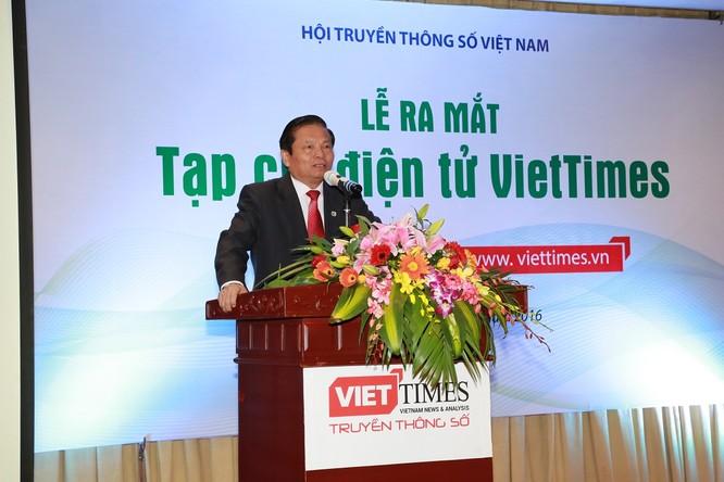 """""""VietTimes là cơ quan báo chí có hướng phát triển đầy triển vọng!"""" ảnh 6"""