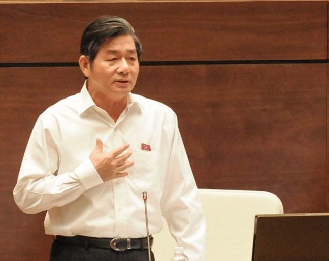 """Bộ trưởng Bùi Quang Vinh: """"Về hưu tôi sẽ đi làm ruộng"""" ảnh 1"""