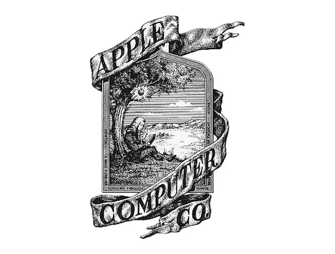 Nhìn lại logo của các hãng công nghệ qua các thời kỳ ảnh 1