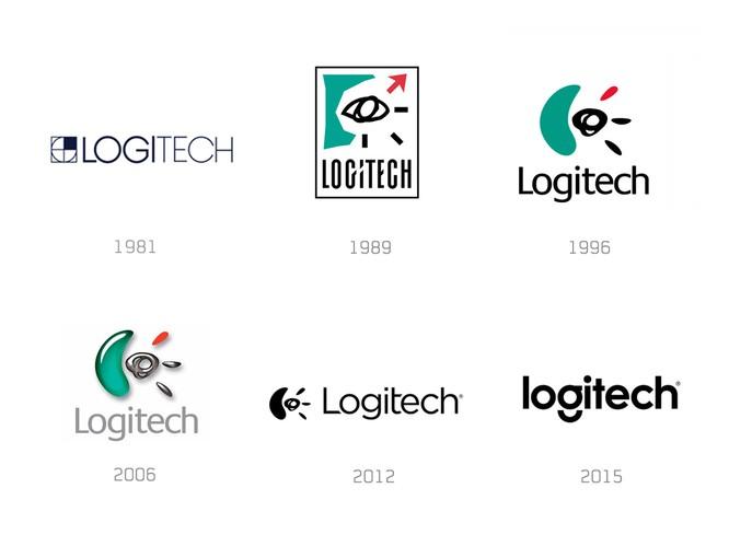 Nhìn lại logo của các hãng công nghệ qua các thời kỳ ảnh 7