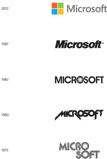 Nhìn lại logo của các hãng công nghệ qua các thời kỳ ảnh 8