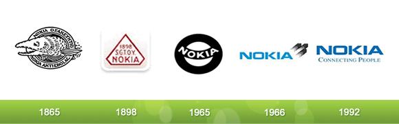 Nhìn lại logo của các hãng công nghệ qua các thời kỳ ảnh 9