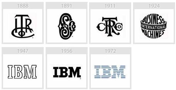 Nhìn lại logo của các hãng công nghệ qua các thời kỳ ảnh 10
