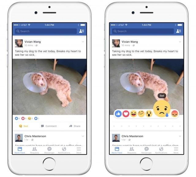 Bloomberg: Facebooker sắp được trải nghiệm nút cảm xúc mới bên cạnh Like ảnh 1