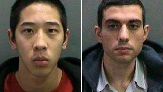Cảnh sát Mỹ tóm phạm nhân gốc Việt vượt ngục ảnh 1