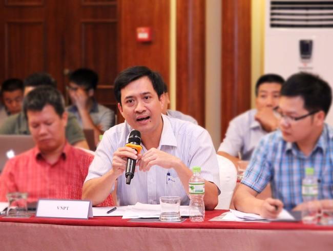 Ông Nguyễn Nam Long được bổ nhiệm làm Tổng giám đốc VNPT-Net ảnh 1