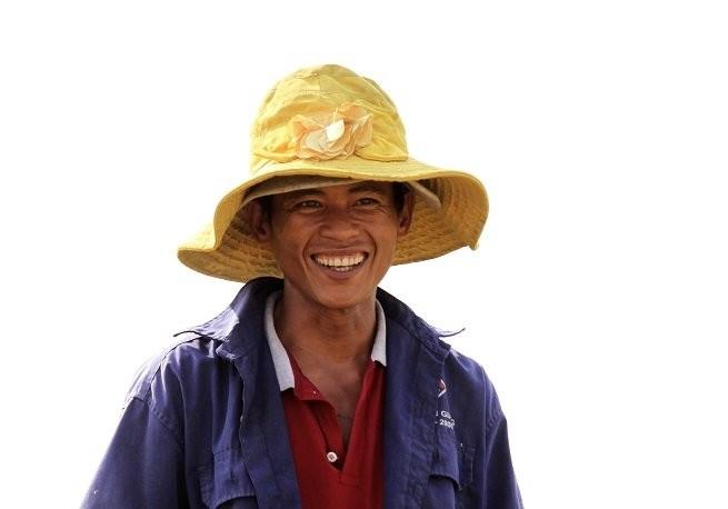 Lên Sài Gòn gặt lúa thuê kiếm tiền ăn tết ảnh 3