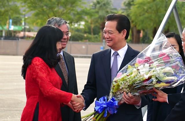 Thủ tướng kết thúc tốt đẹp chuyến tham dự Hội nghị ASEAN-Hoa Kỳ ảnh 1