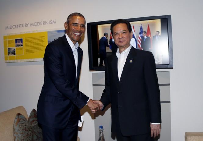Thủ tướng kết thúc tốt đẹp chuyến tham dự Hội nghị ASEAN-Hoa Kỳ ảnh 3