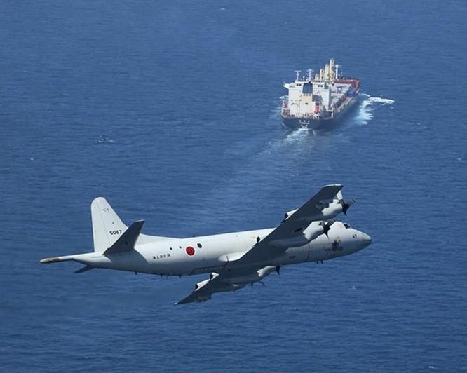 Hai máy bay tuần tra P-3C Nhật Bản thăm, diễn tập tại Đà Nẵng ảnh 1