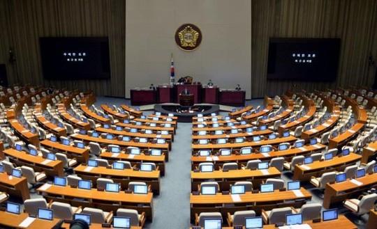 Nghị sĩ Hàn Quốc phát biểu liên tục hơn 115 giờ để ngăn thông qua dự luật ảnh 1