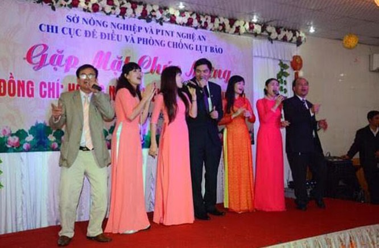 Tỉnh ủy Nghệ An: Rút kinh nghiệm PGĐ Sở mở tiệc linh đình ảnh 2