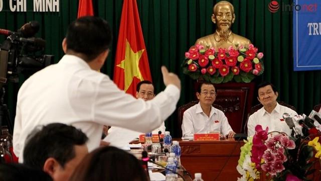 """Chủ tịch nước: """"Sung không tự rơi vào miệng, nó sẽ rơi ra ngoài"""" ảnh 1"""