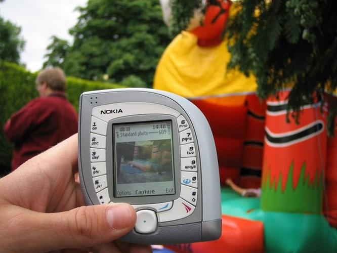 16 điện thoại vang bóng của Nokia ảnh 1