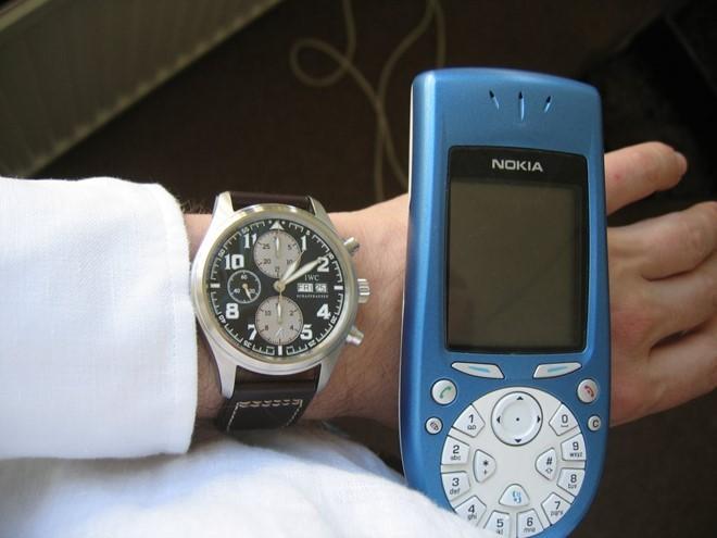 16 điện thoại vang bóng của Nokia ảnh 3