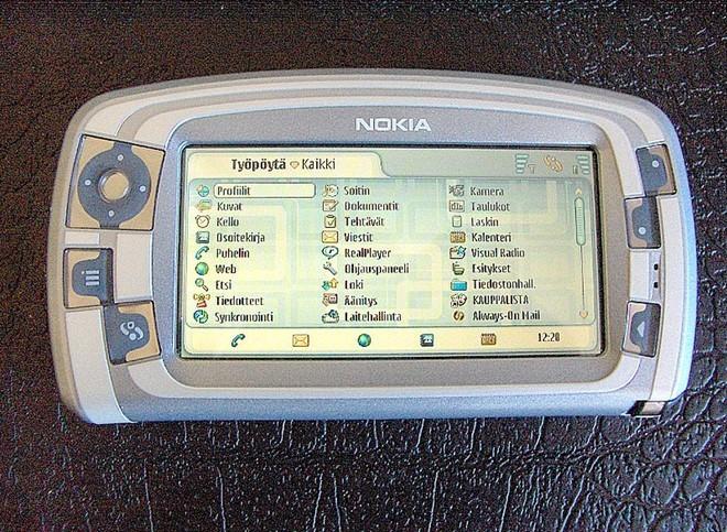 16 điện thoại vang bóng của Nokia ảnh 9