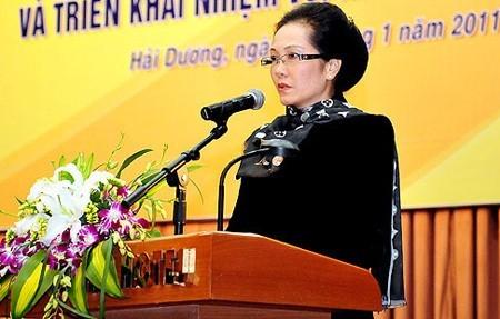 """Những """"nữ tướng"""" khiến đàn ông Việt """"nhìn là phải nể"""" ảnh 5"""