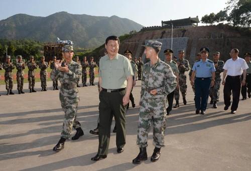 4 lý do khiến Trung Quốc kìm hãm tăng chi tiêu quân sự ảnh 1