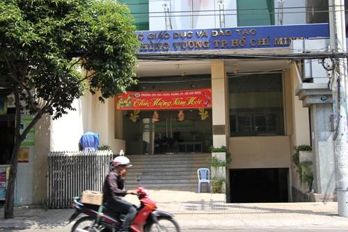 Hơn trăm giảng viên trường Đại học Hùng Vương bị cho thôi việc ảnh 1